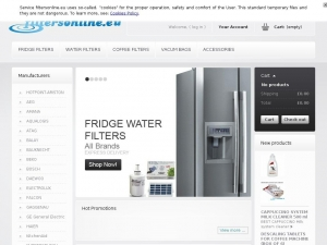 Effective and durable refrigerator filters