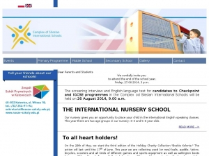 The best international school for you