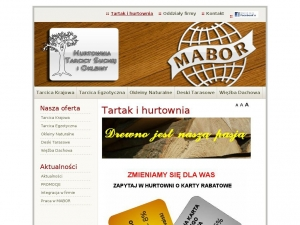 Tarcica sapelle w ofercie hurtowni Mabor